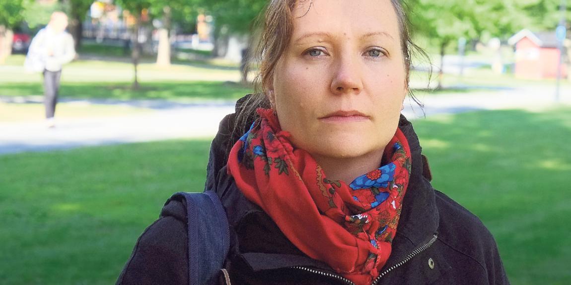 Wilma Karikko.